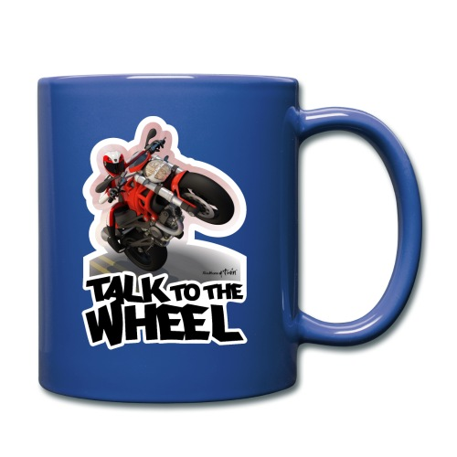 Ducati Monster Wheelie B - Taza de un color