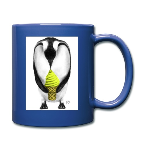 Penguin Adult - Full Colour Mug