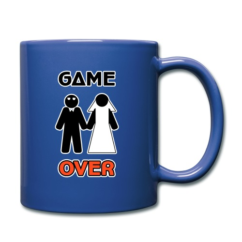 Addio al Celibato - Game Over - Tazza monocolore
