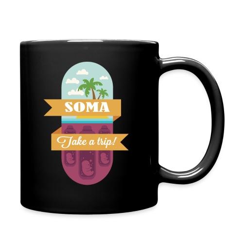 Soma - Il mondo nuovo - Aldous Huxley - Tazza monocolore