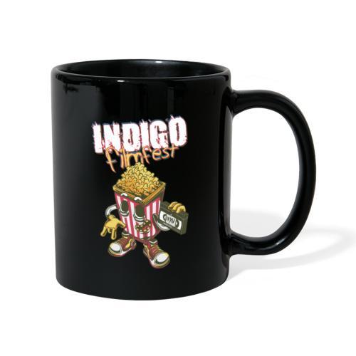 IFXV - INDIGO filmfest 15 - Popcorn - Tasse einfarbig