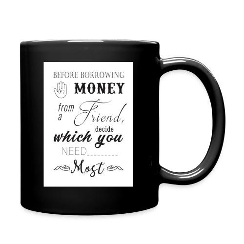 funny saying - Full Colour Mug