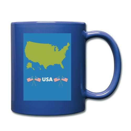 Mug USA - Mug uni