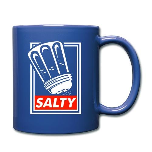 Salty white - Full Colour Mug
