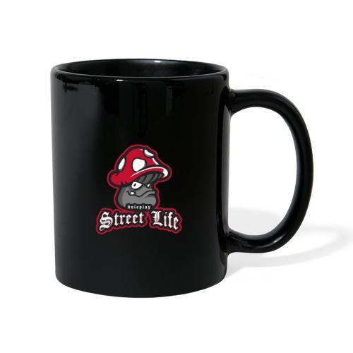 Street Life Pilz - Tasse einfarbig
