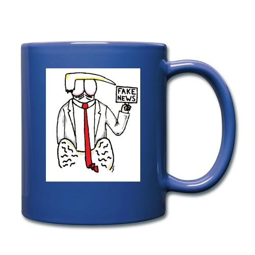 Political Dick - Full Colour Mug