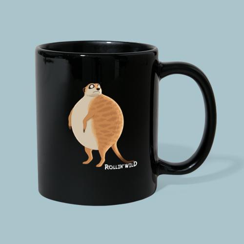 Rollin' Wild - Meerkat - Full Colour Mug