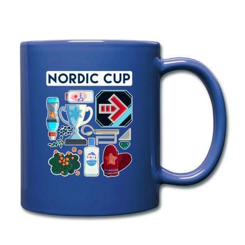 Nordic 2018 - Yksivärinen muki