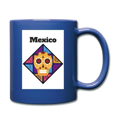 Mexico Calavera - Taza de un color