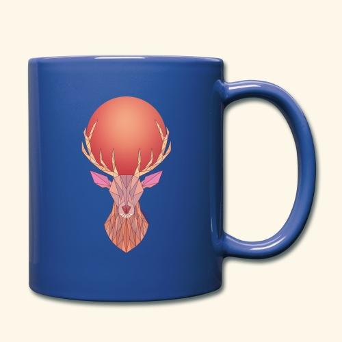 Roi Cerf Pamplemousse - Mug uni