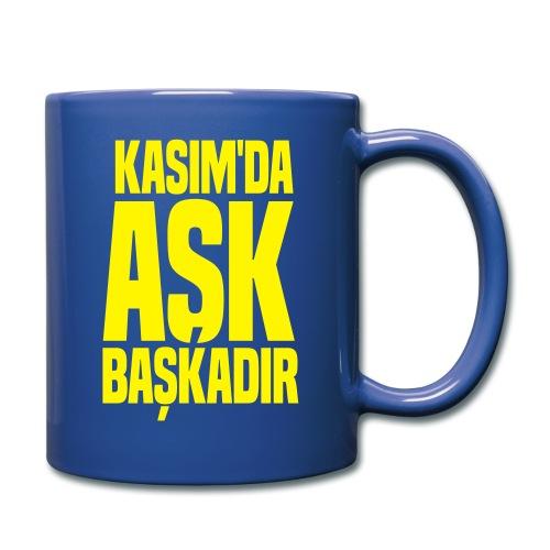 Kasim - Tasse einfarbig