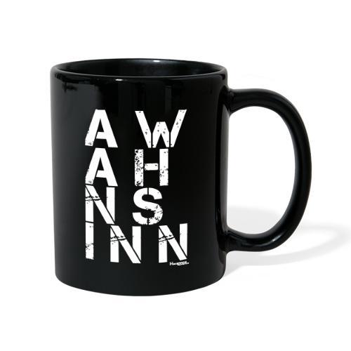 A Wahnsinn! - Tasse einfarbig
