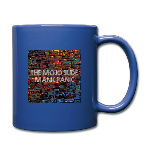 Manic Panic - Design 1 - Full Colour Mug