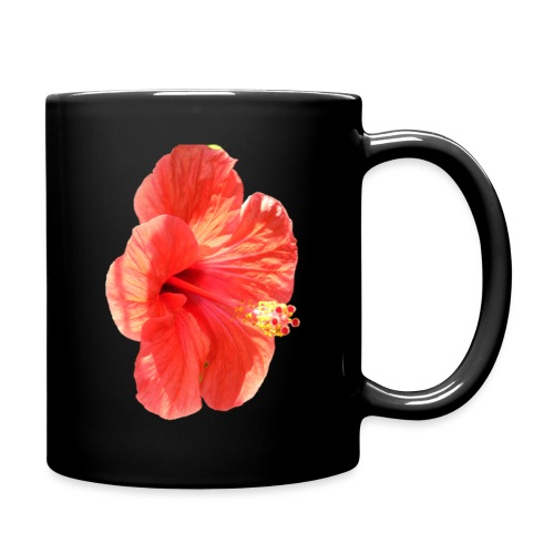 A red flower - Full Colour Mug