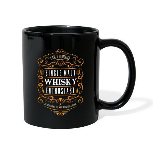 Single Malt Whisky Enthusiast - Tasse einfarbig
