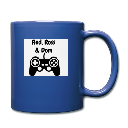 Red, Ross & Dom Accessories - Full Colour Mug