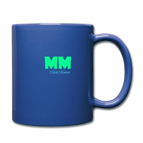 MattMonster Signature logo - Full Colour Mug