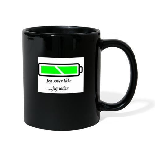 lader_2 - Ensfarget kopp