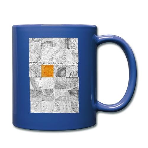 Cubes de Bois - Mug uni