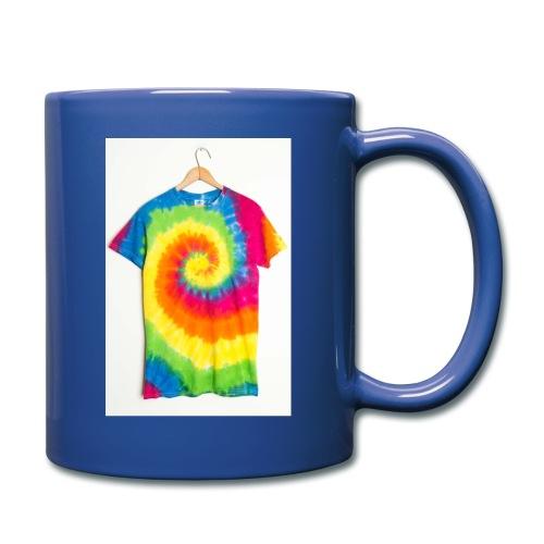 tie die small merch - Full Colour Mug