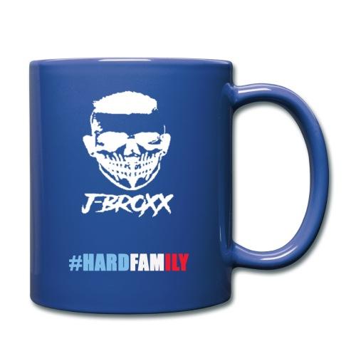 hardfamily j broxx - Mug uni