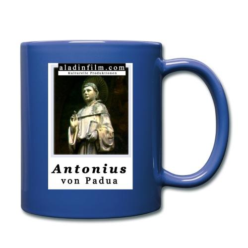 Antonius von Padua - Tasse einfarbig