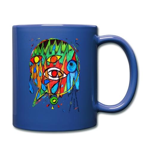 Vertrauen - Tasse einfarbig