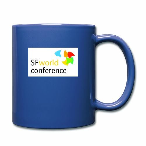 SFworldconference T-Shirts - Tasse einfarbig