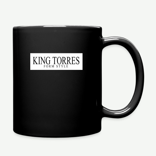 king torres - Taza de un color
