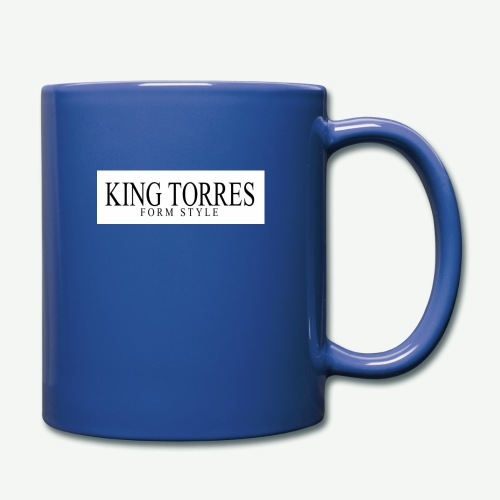 king torres - Taza de un color