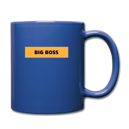 BIG BOSS - Yksivärinen muki