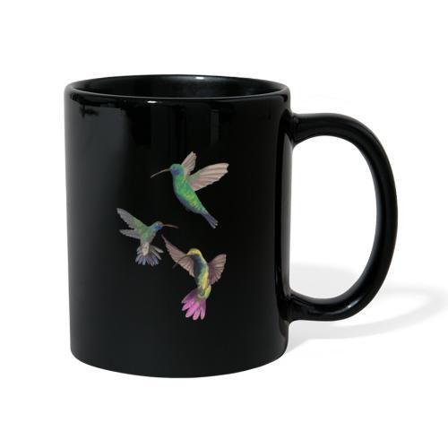 PLAYFUL birds - Enfärgad mugg