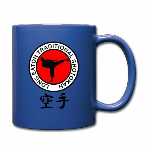 long eaton traditional shotokan - Full Colour Mug