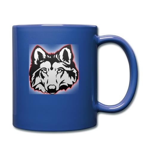 Wolfie (Red) - Full Colour Mug