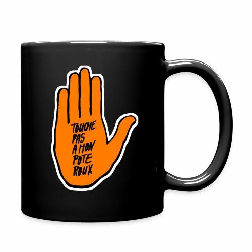 Touche pas à mon pote roux - SOS Roucisme - Mug uni