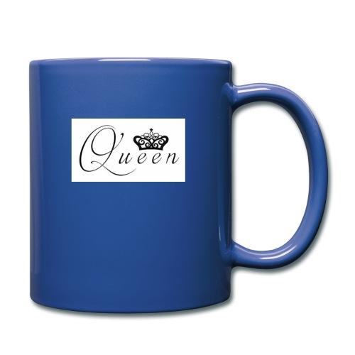 queen - Tasse einfarbig