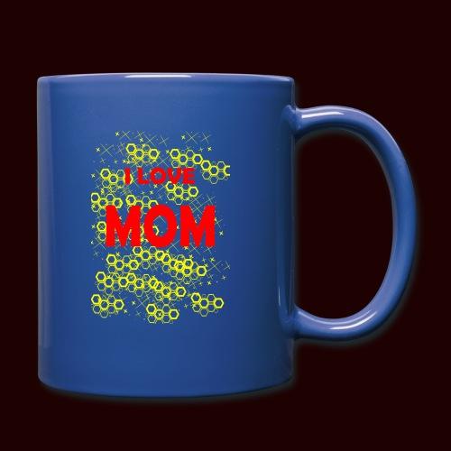 I LOVE MOM - Mug uni