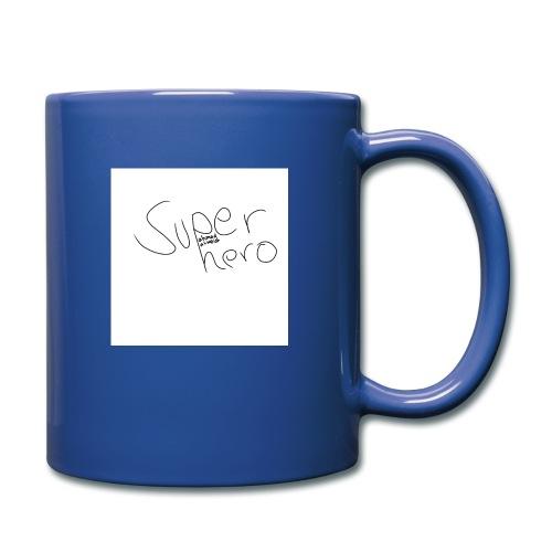 SUPERHERO - Tasse einfarbig