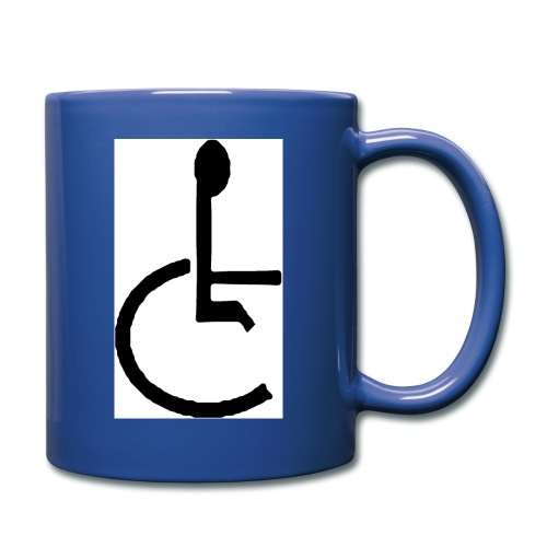 Don't have to get Drunk to Get Legless - Full Colour Mug