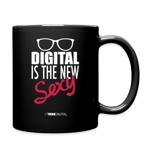 DIGITAL is the New Sexy - Lady - Tazza monocolore