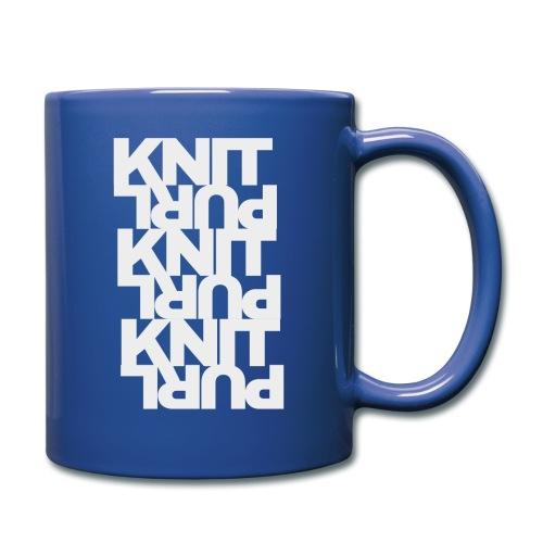St st, light - Full Colour Mug