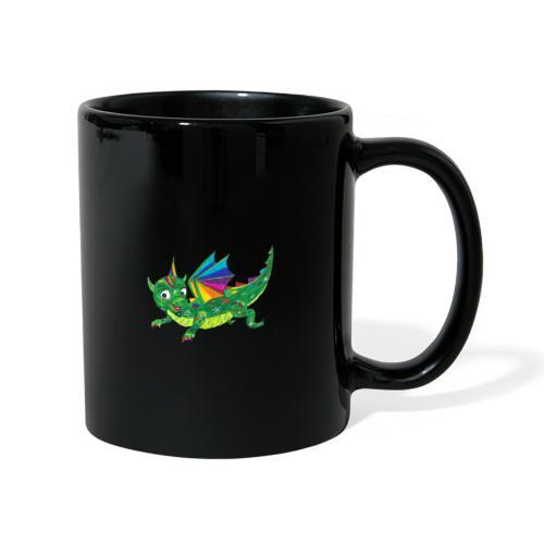 happy dragon - Tasse einfarbig