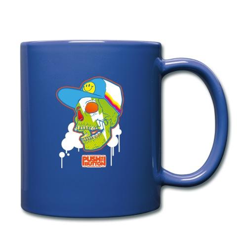 Ptb Skullhead 2 - Full Colour Mug