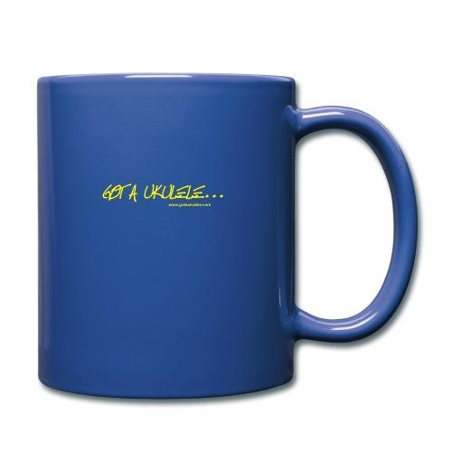 Official Got A Ukulele website t shirt design - Full Colour Mug