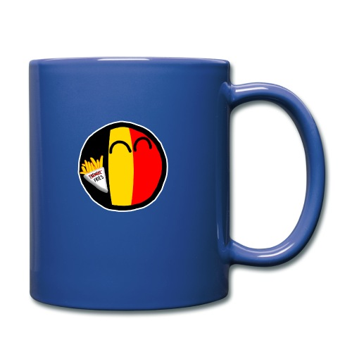 Belgiumball - Full Colour Mug