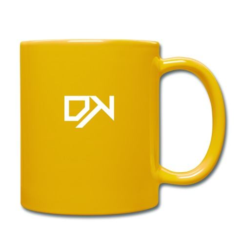 DewKee Logo Shirt Black - Full Colour Mug