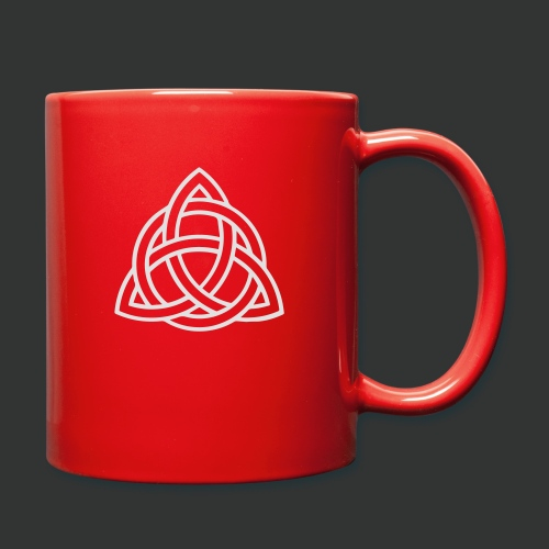 Celtic Knot — Celtic Circle - Full Colour Mug