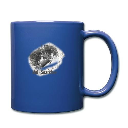 I am Hell Searcher, T-Shirt Women - Full Colour Mug