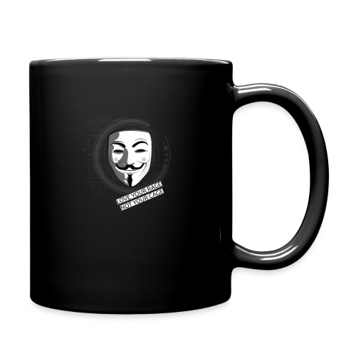 Anonymous Love Your Rage - Full Colour Mug