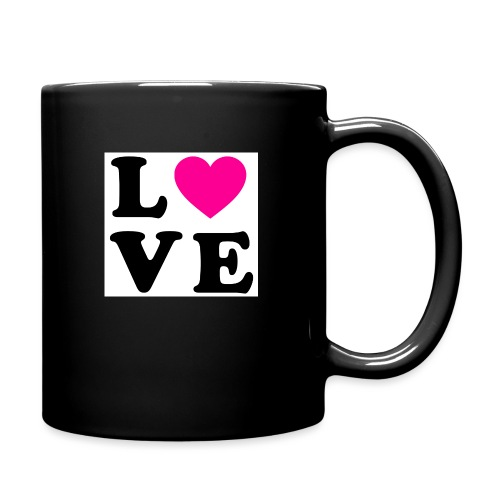 Love t-shirt - Mug uni